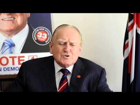 Fred Nile interview