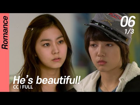 [CC/FULL] He's Beautiful! EP06 (1/3) | 미남이시네요