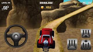 Mountain Climb 4x4  NEW UPDATE - TO HARD STUNS - Android Gameplay 2018