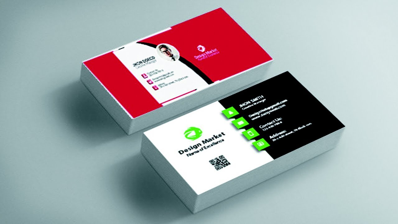 How to create business card mockup in photoshop tutorial youtube how to create business card mockup in photoshop tutorial reheart Images