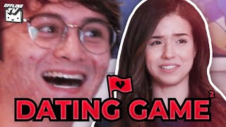 DATING SIMULATOR 2 ft. Michael Reeves LilyPichu Scarra Pokimane