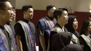 ITS Student Choir Cikala Le Pong Pong Arr Ken Steven