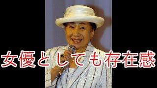 漫才コンビ「唄子・啓助」で親しまれ、TBS「渡る世間は鬼ばかり」な...