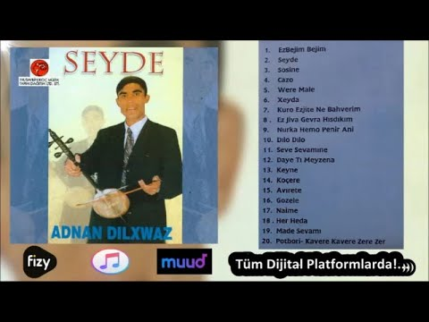 Adnan Dılxwaz - Seve Sevamıne - Kürtçe Gowend Halay Potpori (Official Audıo)