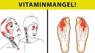 Vitamin B12 Mangelerscheinungen, die niemals ignoriert werden sollten!