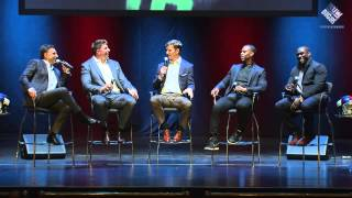 "Giants Town Hall: Eli explains what ""Omaha"" means"