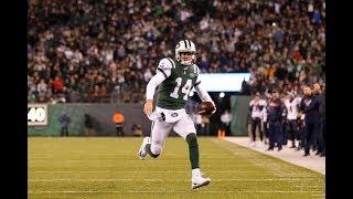 Jets' Sam Darnold breaks down loss vs. Texans