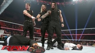 Triple H offers Cody Rhodes & Goldust a way to get their jobs back: Raw, Sept. 30, 2013