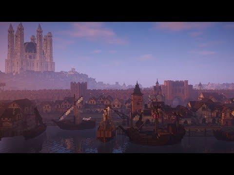 WesterosCraft Walks Episode 72: King's Landing Part 1  |  Welcome to Kings Landing