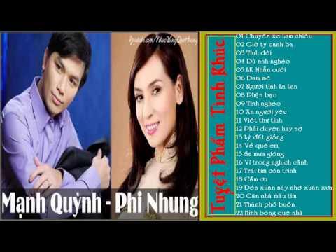 Nhạc Vàng Hải Ngoại - Tuyệt Phẩm Song Ca Mạnh Quỳnh Phi Nhung