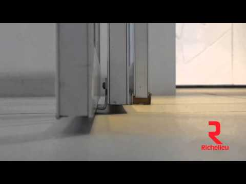 Richelieu Hardware - Ducasse Twin Telescopic Sliding Doors