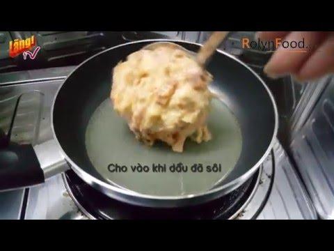 Cách làm bánh kim chi của Lee Hyori trong Family outing