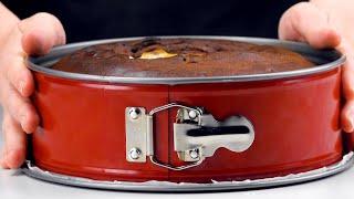 Торт извергается в духовке как вулкан Шедевр из обычного бисквита