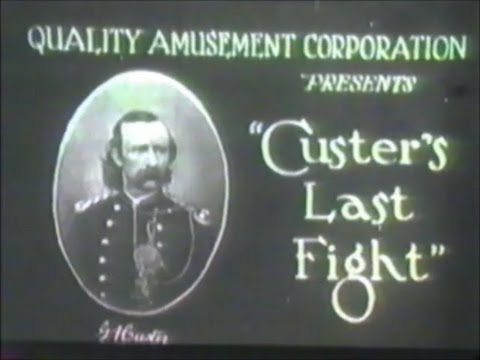 Custer's Last Fight (1912)