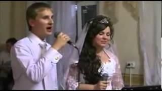 Помолись за меня, мама. Песня молодых на свадьбе.
