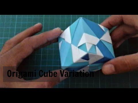 Origami Sonobe | Origami Sonobe Variations Origami And Craft,Math ... | 360x480
