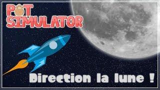 DIRECTION LA LUNE ! | Roblox Pet Simulator