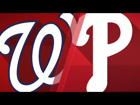 Bautista, Santana lead Phils to 8-6 win: 8/29/18