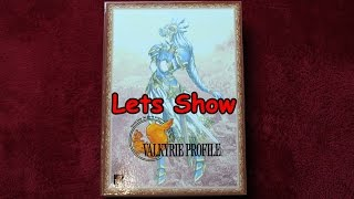 Lets Show Valkyrie Profile Limited Deluxe Pack ( PS1 ) - Deutsch