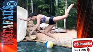 Top BEST FUNNY Girl Fails Compilation 2019 | Try Not To Laugh Funny Fails