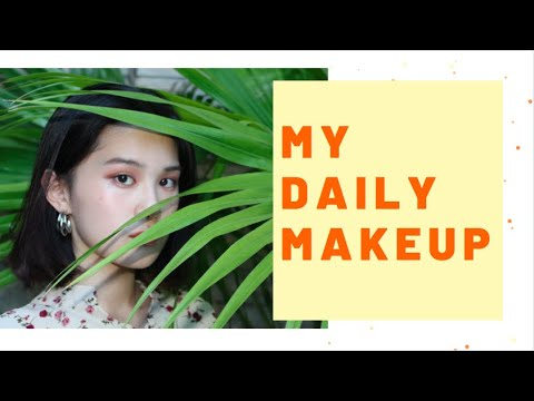MY DAILY MAKEUP ✨|我的日常妝容|itsrachel.l