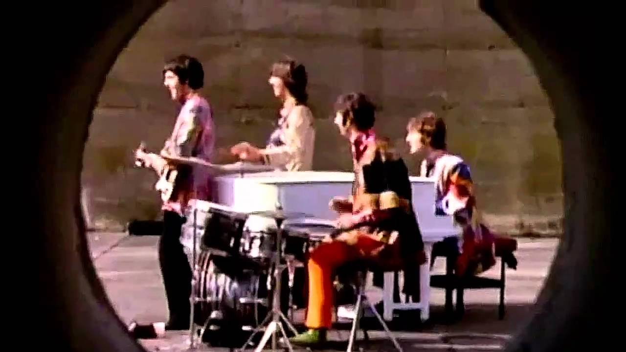 The Beatles - I am the walrus HD and HQ - YouTube