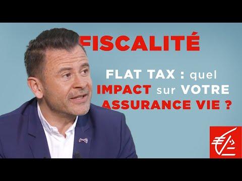 FISCALITE Flat tax : quel impact sur votre assurance vie ?
