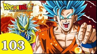 Dragon ball super capitulo 103 completo sub español subtitles HD