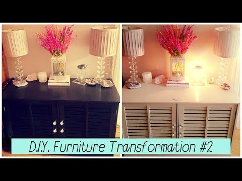 D.I.Y. Furniture Transformation #2