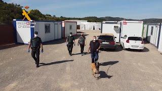 La Guardia Civil comprueba con Inspección de Trabajo el cumplimiento de los ERTE