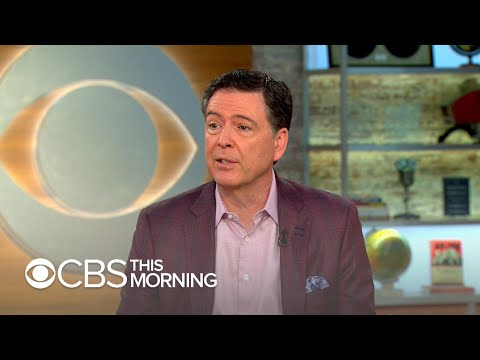 """James Comey says Barr summary of Mueller report was """"misleading,"""" """"inadequate"""""""