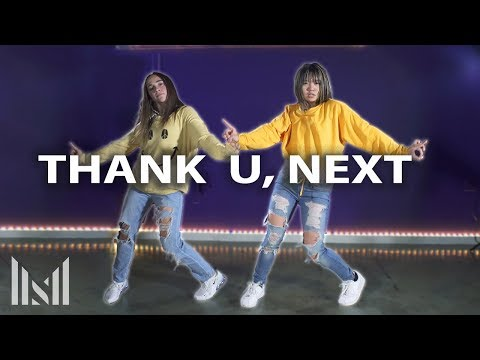 'THANK U, NEXT' ft Kaycee Rice & Bailey Sok | Bad Dance Challenge