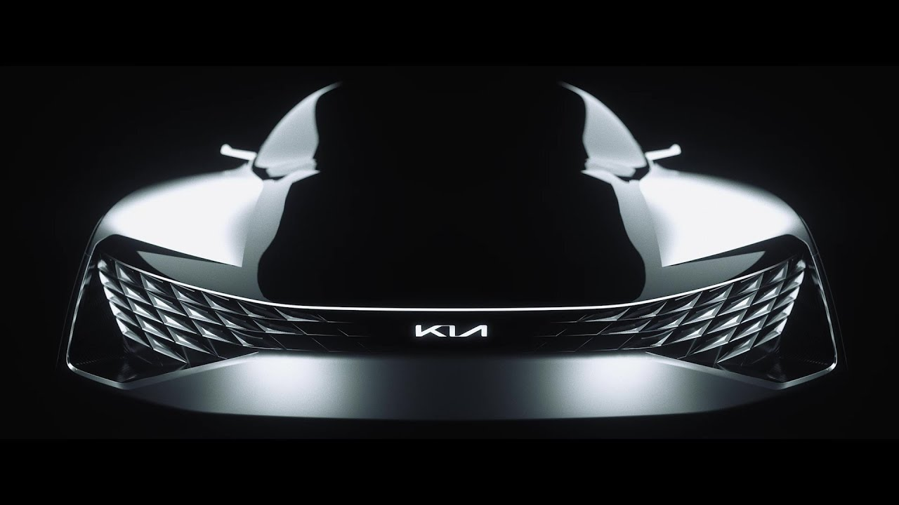 Revealing 'FUTURON', SUV coupe concept car of Kia Motors first time ever - YouTube