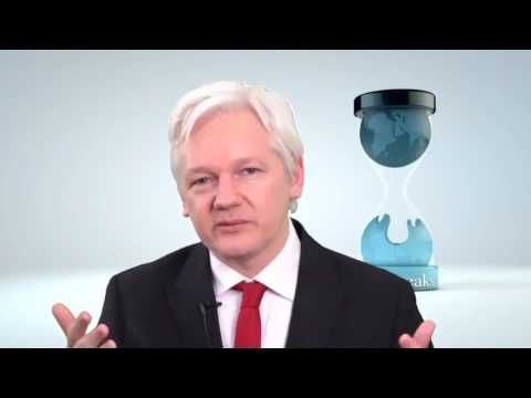 Julian Assange on Vault 7, Year Zero and the CIA, Press Conference, Mar. 9, 2017017 Donald