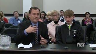 Jody Demling Senate Bill 33 | Legislative Update Extras | KET