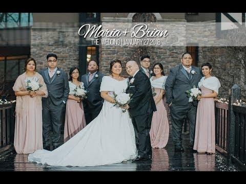 OLD MILL INN WEDDING | BRIAN + MARIA | SDE |