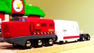 Мультик про поезд: Путешествие в Лондон: Развивающий мультик с игрушками(Наш мультик про поезд расскажет о друзьях, которые решили отправиться в путешествие и посетить Лондон...., 2014-11-26T03:00:02.000Z)