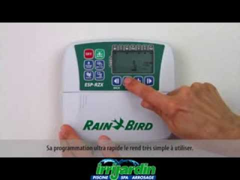 My ipx800 controle electrovanne arrosa doovi - Programmateur rain bird ...