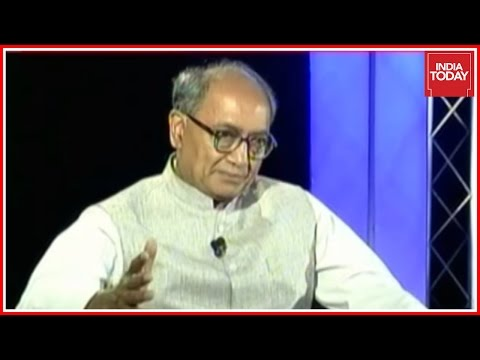 Nothing But The Truth : Digvijay Singh