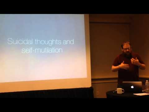Open Sourcing Mental Illness - Dev Workshop Conference 2014