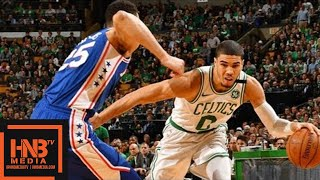 Boston Celtics vs Philadelphia Sixers Full Game Highlights / Game 5 / 2018 NBA Playoffs