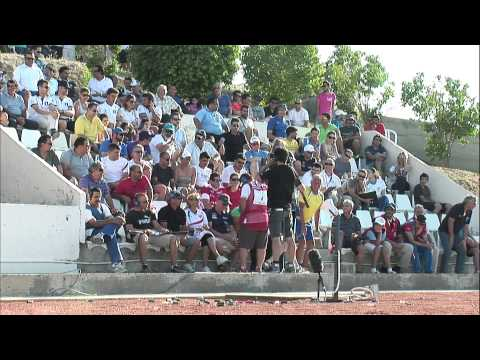 Men's Skeet final - Nicosia 2013 ISSF World Cup