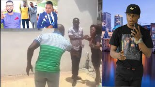 Eiii: Kumchacha almost B£aten up Nana Hoahi Over Obofuor & Obinim
