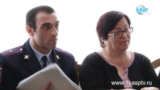 В Каспийске будут усиленны меры безопасности при проведении последних звонков и выпускных вечеров