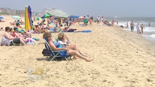 Ocean City, Md. Being Sued Over Its Rule Banning Topless Women