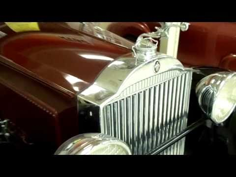 1930 Packard 733 Roadster - Extremely Rare Classic Automobile