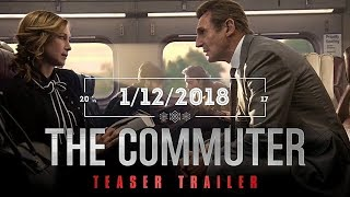 The Commuter Movie Trailer | The Commuter Hollywood Movie 2018