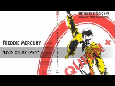 Freddie Mercury - Livin' On My Own [HD] mp3