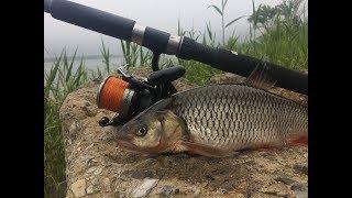 видео Рыбалка на реке Волга