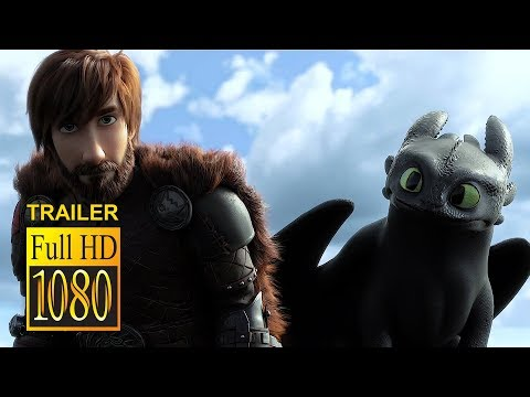 HOW TO TRAIN YOUR DRAGON 3: THE HIDDEN WORLD (2019) | Full Movie Trailer in Full HD | 1080p